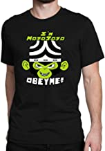 JIEHONGH Men's Mojo JoJo I Am Bad Cotton T-Shirt Size