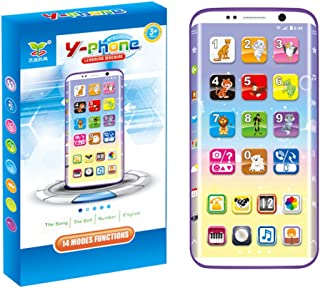 5ac6d6149d0 Juguetes educativos para niños Juguetes para niños Juguetes para teléfonos  Inteligentes con Puerto USB Pantalla táctil