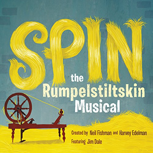 Spin audiobook cover art