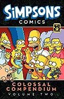 Simpsons Comics - Colossal Compendium: Volume 2