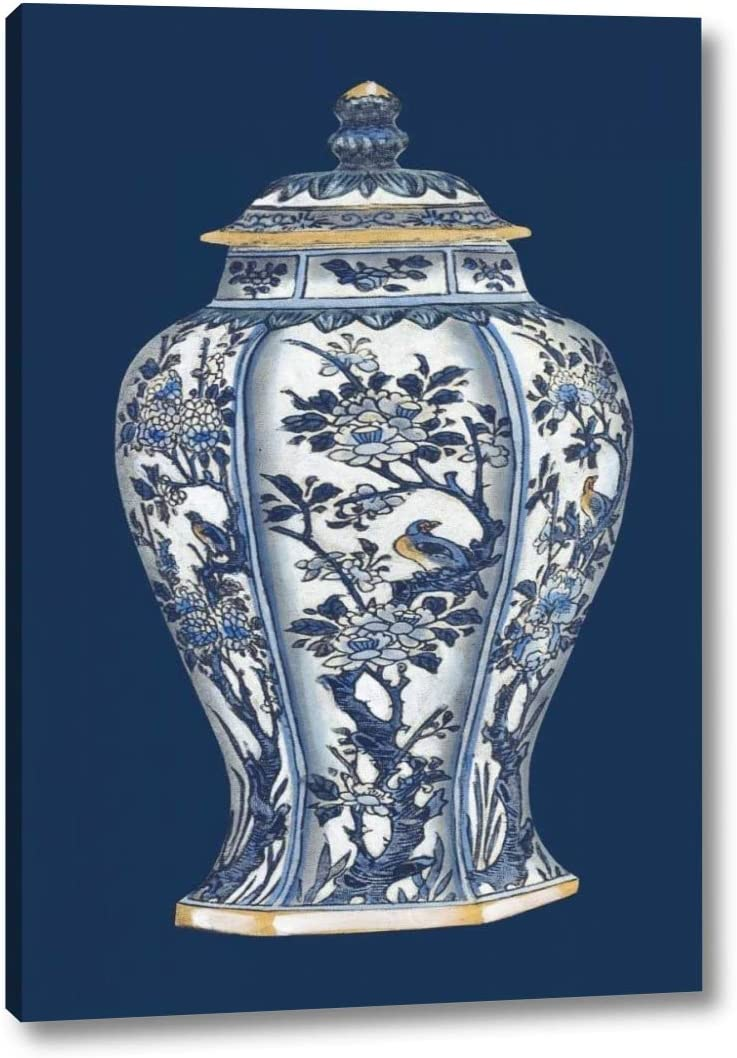 Blue and White メーカー公式ショップ Porcelain Vase 在庫一掃売り切りセール II by - Vision Ca 17