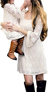 mommy and me lace dresses