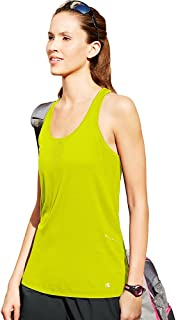 Champion Women's Double Dry Seamless Mesh Tank
