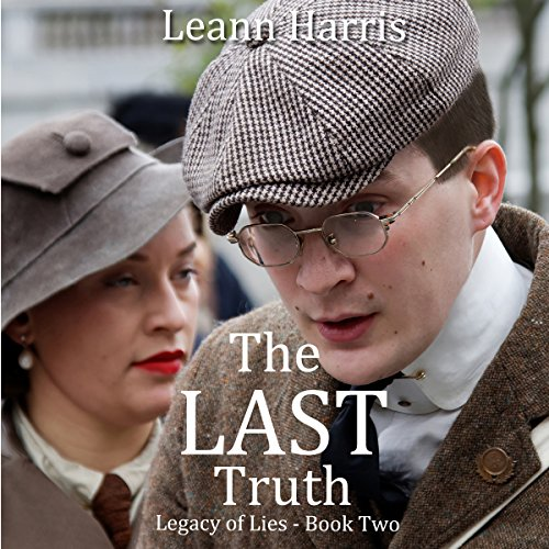The Last Truth audiobook cover art