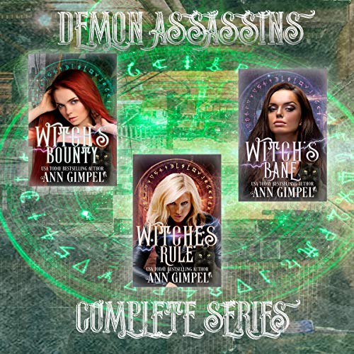Demon Assassins: Complete Series                   By:                                                                                                                                 Ann Gimpel                               Narrated by:                                                                                                                                 Hollie Jackson                      Length: 19 hrs and 34 mins     Not rated yet     Overall 0.0