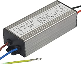New Lon0167 AC 85-265 Featured ν DC 20-38 reliable efficacy ν 30W 30 Watt LED Light Bulb Driver Power Supply Converter(id:...