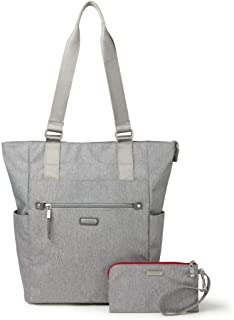 Baggallini Women's Make Way Tote with RFID Wristlet