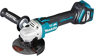 Makita DGA513Z 18V Li-Ion LXT Brushless 125mm Angle Grinder - Batteries and Charger Not Included