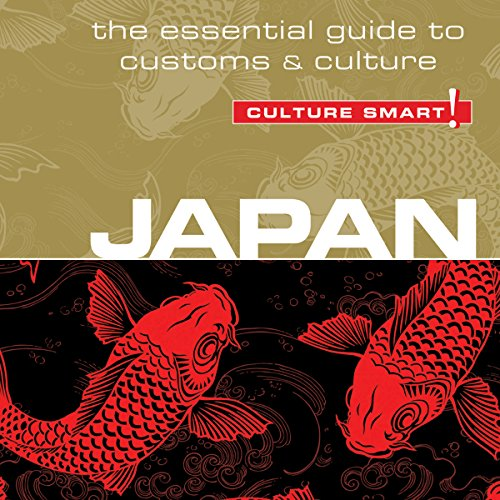 Japan - Culture Smart! audiobook cover art