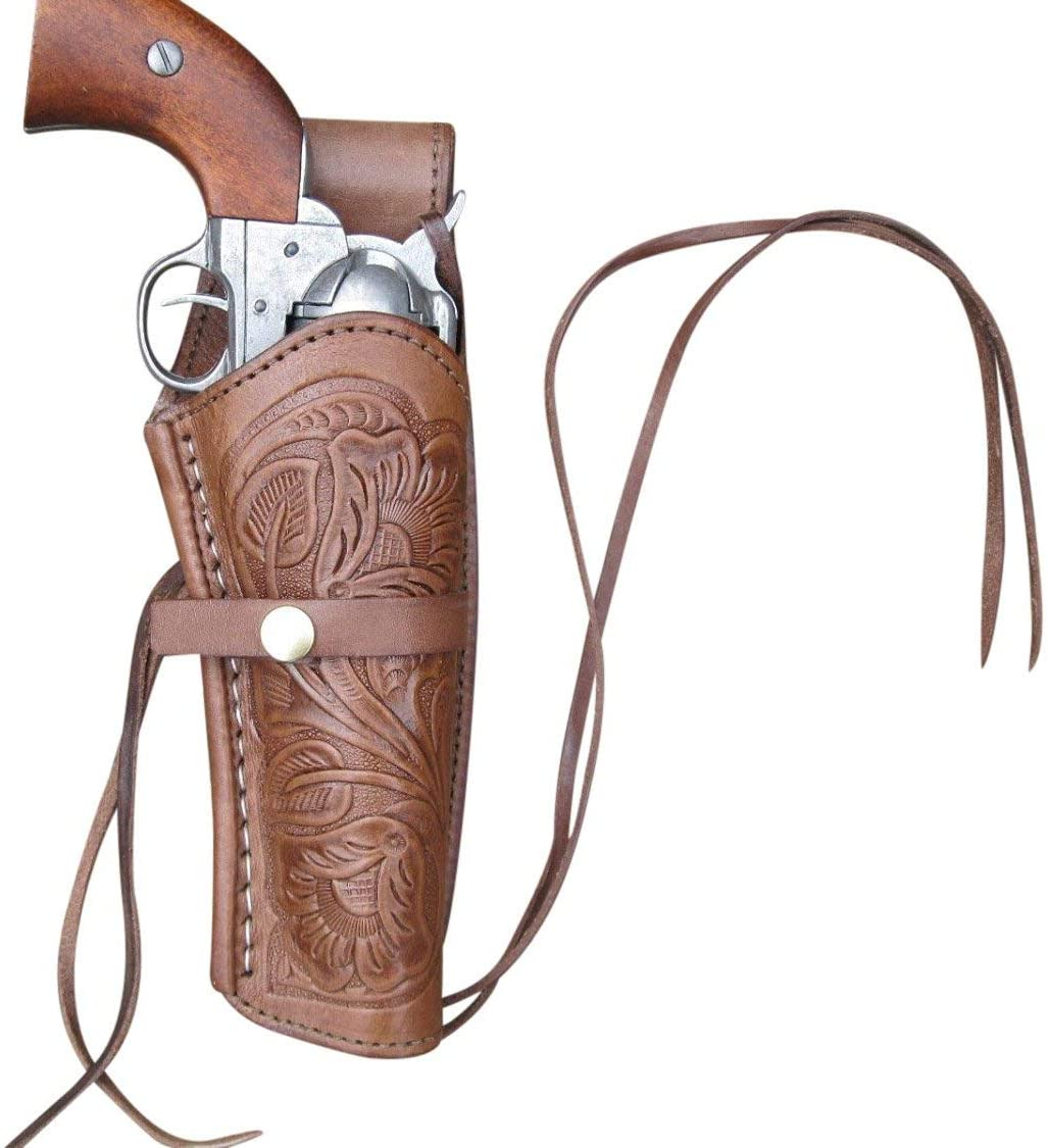 Western Express Leather Gun Max 40% OFF Holster for Caliber and Max 65% OFF .357 .38 Cal