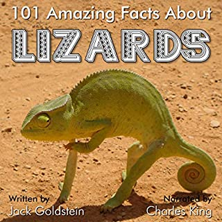 101 Amazing Facts About Lizards cover art