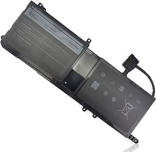 ノートパソコン 交換バッテリー 9NJM1 for Dell Alienware 15 R3 R4 17 R4 R5 0546FF 0HF250 44T2R HF250 MG2YH 0MG2YH 11.4V 99Wh 8820mAh