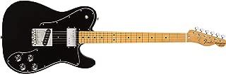 Fender Vintera '70s Telecaster Custom - Maple Fingerboard - Black