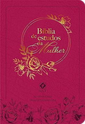 Bíblia De Estudos Da Mulher - Letra Grande
