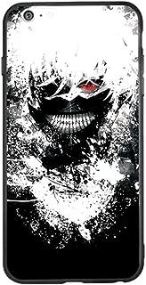 RNGEDG Case for Apple iPhone 7 / iPhone 8 / iPhone 7 Plus/iPhone 8 Plus/iphoneX, Tokyo Ghoul Manga Anime Comic New TPU Cover (2, 7P/8P)