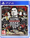 Sleeping Dogs: Definitive Edition PS4 - Other - PlayStation...