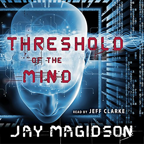 Threshold of the Mind audiobook cover art