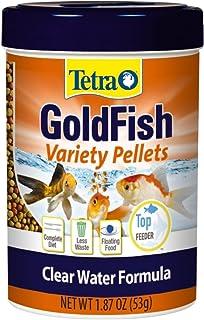Tetra GoldFish Variety Pellets 53g