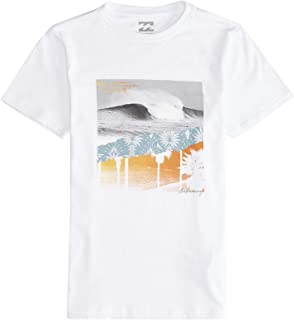 Billabong Step Back Boys Short Sleeve T-Shirt