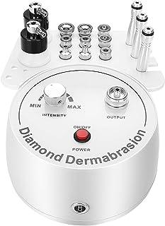 Microdermabrasiemachine – microdermabrasie diamant 3-in-1 gezichts-schoonheidsinstrument voor persoonlijk gebruik thuis (EU)