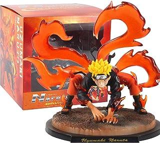 مجسم انمي ناروتو ايتاشي كيوبي كاكاشي مادارا - Naruto Anime figure