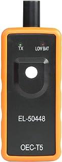 Adaskala EL-50448 Sensor Monitor de Pressão de Pneu Automático, OEC-T5 TPMS Substituição da Ferramenta de Ativação de Rein...