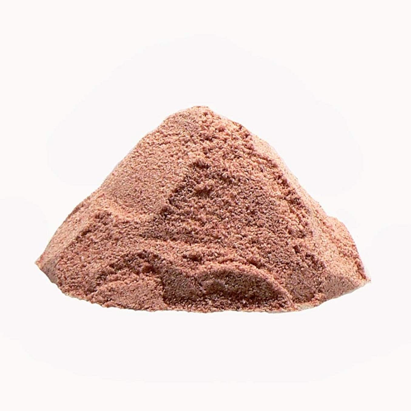 笑いシステム放送ヒマラヤ岩塩 プレミアム ルビーソルト バスソルト(パウダー)ネパール産 ルビー岩塩 (600g×2個セット)
