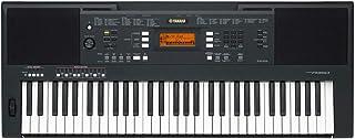 Oriental Portable Keyboard by Yamaha, 61 Key, Black, PSR-A350