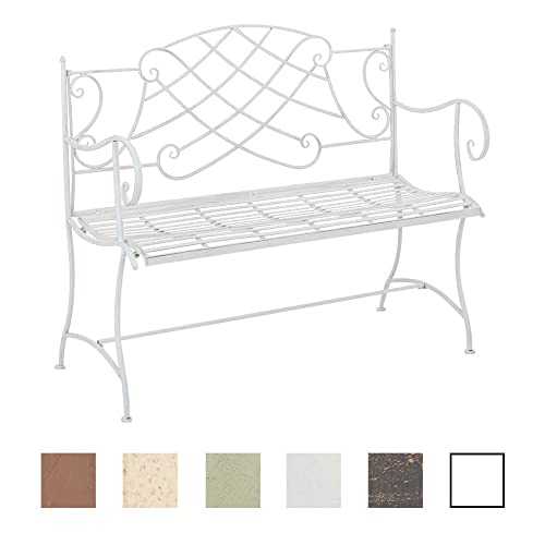 disponibile in diversi colori TecTake Set di 2 sedie da giardino poltrona campeggio metallo Grigio | no. 402065