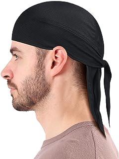 Arcweg Skull Cap Bandana Stretchy Quick Dry for Cycling Beanie Helmet Liner Breathable Cooling Sports Headband UV Protecti...