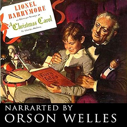 A Christmas Carol: Campbell Playhouse (Dramatized) audiobook cover art