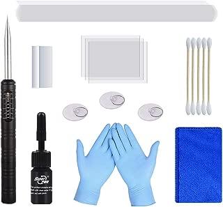 SuperPDR [New Upgrade] Windshield Repair Kit,DIY Fix Windshield Kit for Fix Auto Glass Windshield Crack Chip Scratch