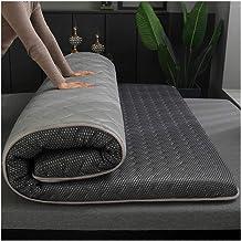 Tatami Mattress, Japanese Futon Soft Folding Thicken Floor Mattress Non-Slip Floor Mattress Futon for Dorm Room Bedroom,Th...