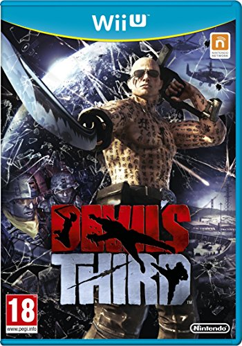 Devil's Third (Nintendo Wii U) [UK IMPORT]