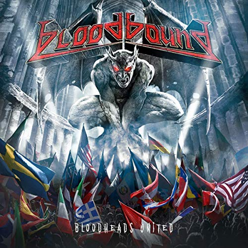 "Bloodheads United (10"" White Vinyl) [Vinyl Maxi-Single]"