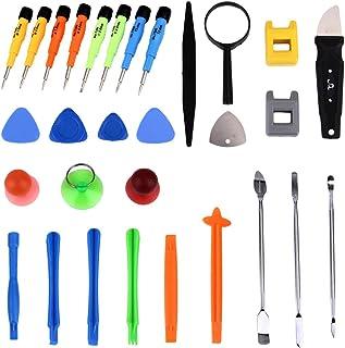 ZHANGYOUDE Phone Parts 30 in 1 Professional Screwdriver Repair Open Tool Kit for Mobile Phones