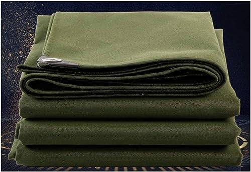 HongTeng Bache imperméable Multi-usages pour Le Polyester de Jardinage intensif de Jardinage de Camping (Taille   4x8m)