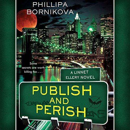 Publish and Perish audiobook cover art