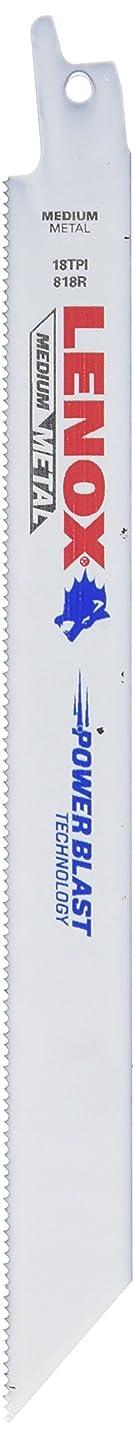 ストレス予知LENOX (レノックス) バイメタルセーバーソーブレード 200mm 18山 (50枚) 22754-OSB818R