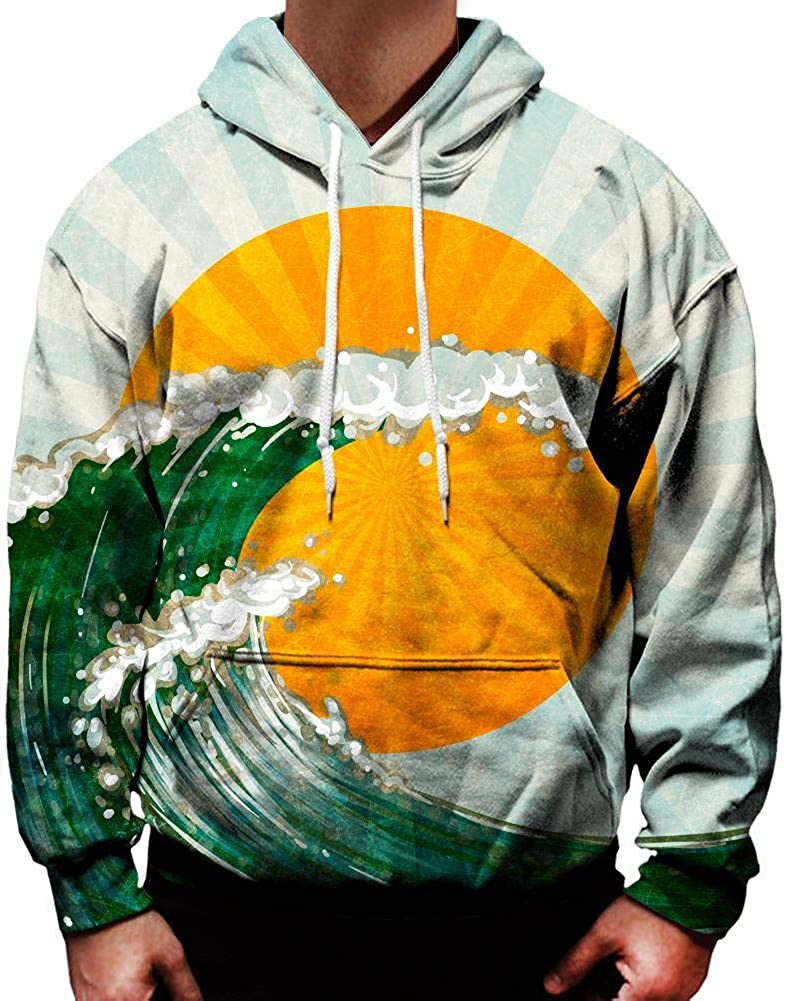 On Cue Apparel Max 65% OFF Hoodie The Mail order Wave