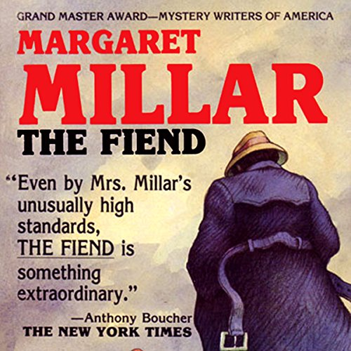 The Fiend audiobook cover art