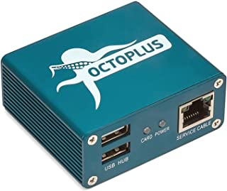 Octoplus Box Samsung with 5 in 1 Cable Set