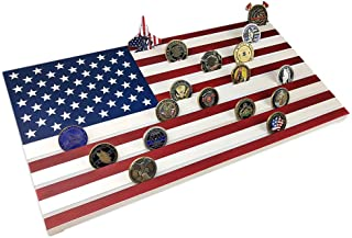 Best challenge coin display flag Reviews
