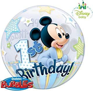 mickey mouse speech bubble