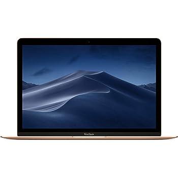 Apple MacBook (12インチ, 1.2GHzデュアルコアIntel Core m3, 256GB) - ゴールド