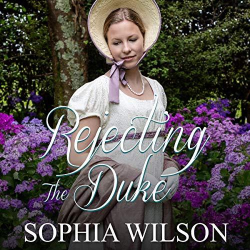 Rejecting the Duke audiobook cover art
