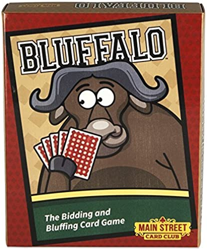 Buffalo Card Game by Cass Group