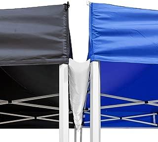 Vispronet 20.0 ft Tent Gutter Pop Up Tents (20.0ft Side)