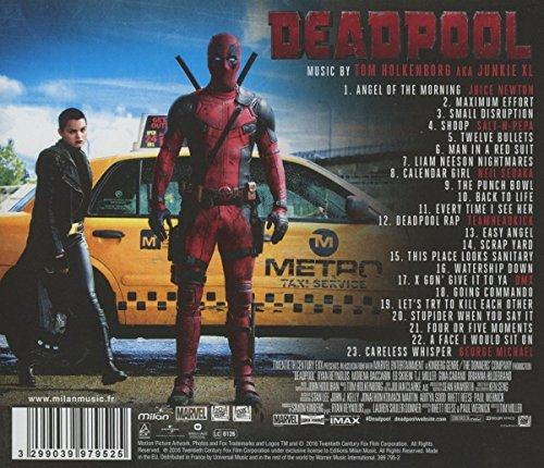 Deadpool O.S.T. [CD]