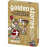 Gen x games- Juego de Mesa Golden Stories, Multicolor (GNX0GENBS36)